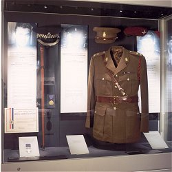 George Cross Exhibit