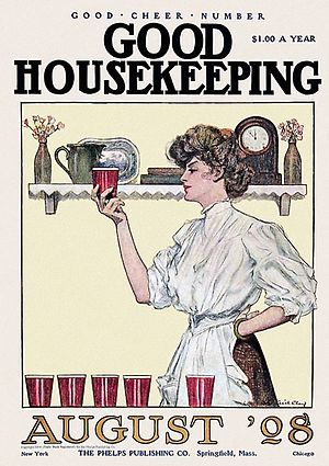 Edition of Good Housekeeping from 1928
