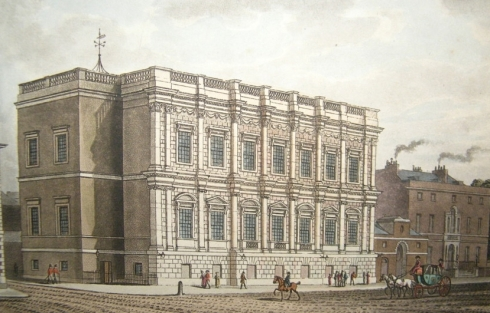 The Banqueting House c. 1810
